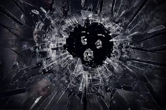 Black Mirror, un'immagine rappresentativa