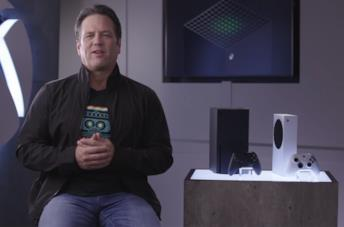Phil Spencer nel video di ringraziamento per il lancio di Xbox Series X|S
