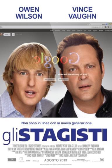 Poster Gli stagisti