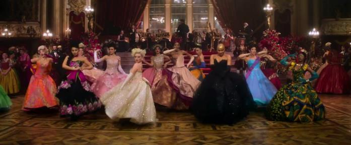 Il gran ballo organizzato dal Re