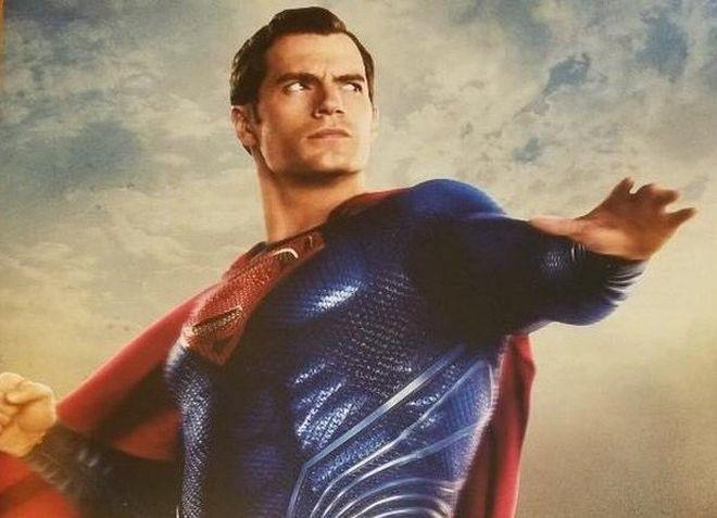 Primo sguardo a Superman in Justice League