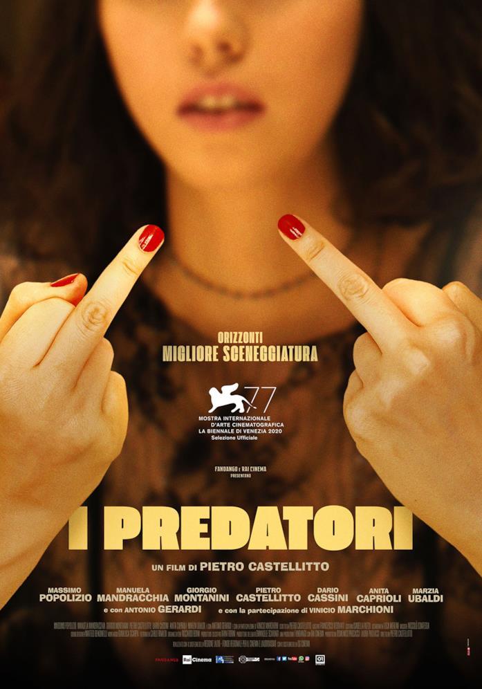 Il film I predatori arriva al cinema