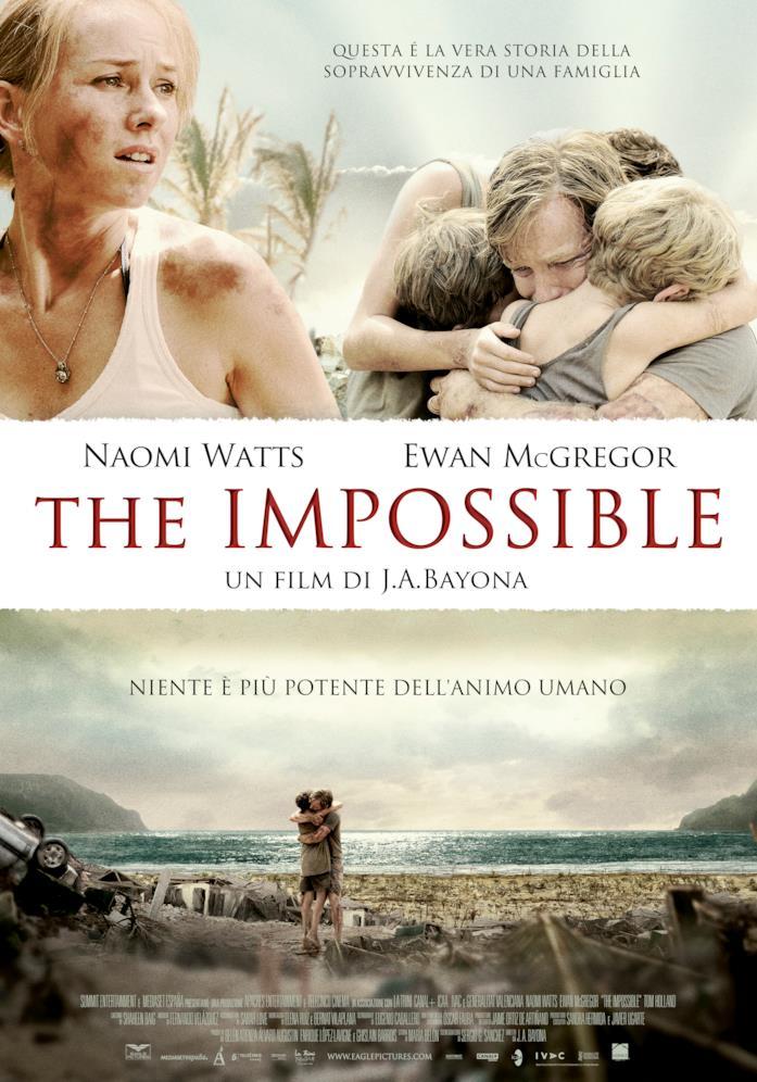 La locandina di The Impossible
