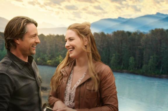 Jack e Mel ridono