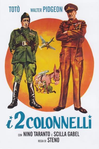 Poster I due colonnelli