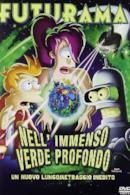 Poster Futurama - Nell'immenso verde profondo