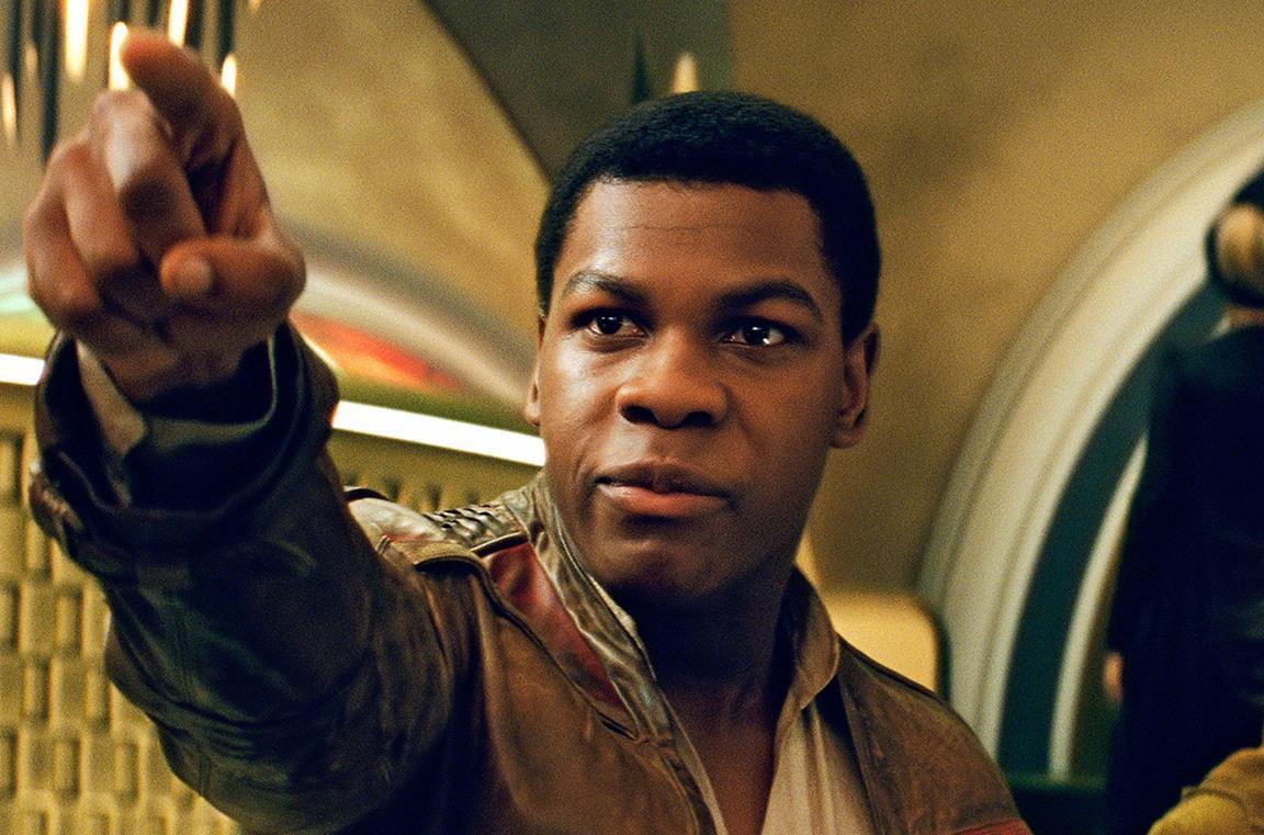 Finn ne Gli Ultimi Jedi