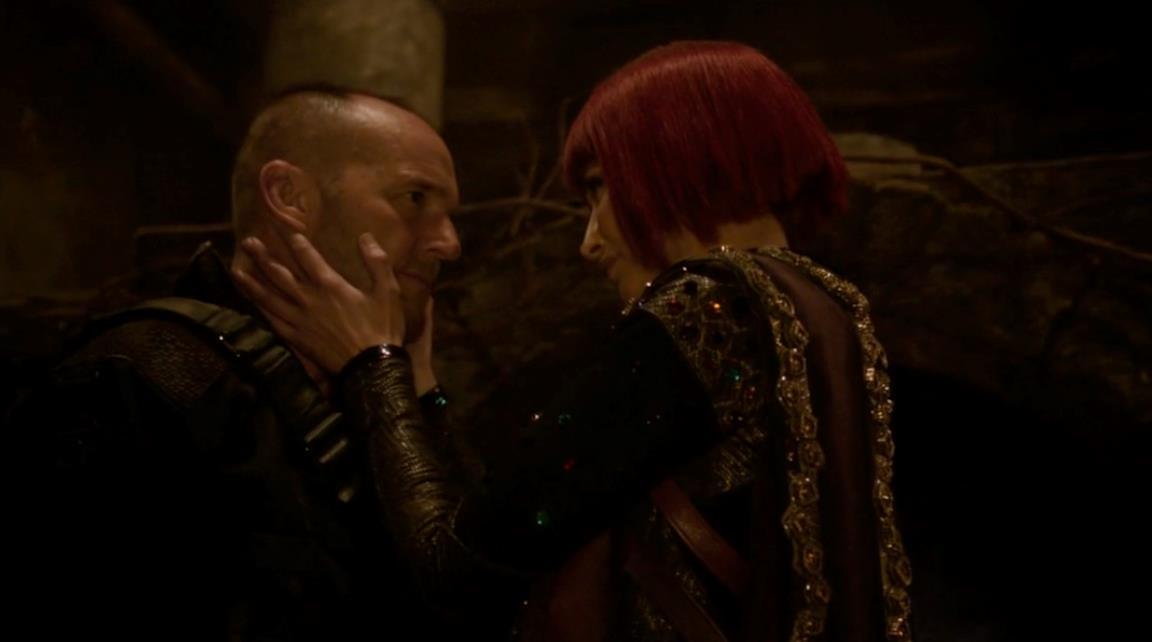 Sarge e Izel insieme nell'episodio finale di Agents of S.H.I.E.L.D. stagione 6