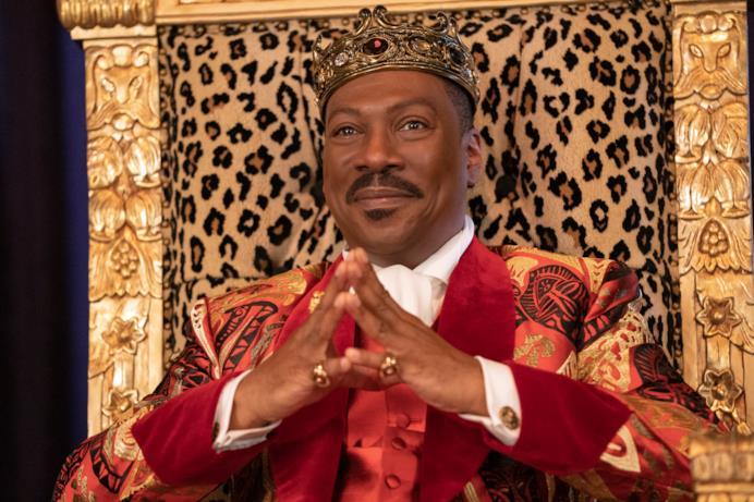Akeem re ne Il principe cerca moglie 2