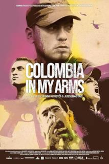Poster Colombia in My Arms
