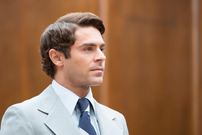 Zac Efron in Ted Bundy - Fascino criminale,