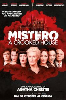 Poster Mistero a Crooked House
