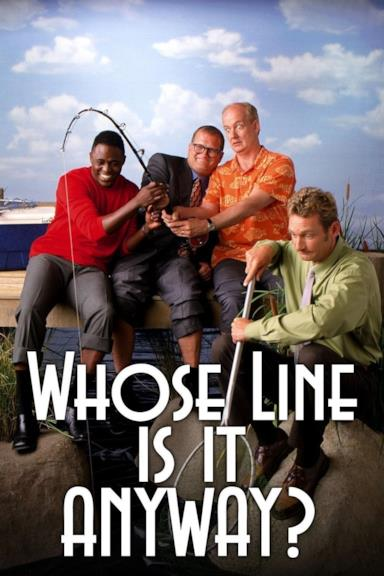 Poster Whose Line Is It Anyway?