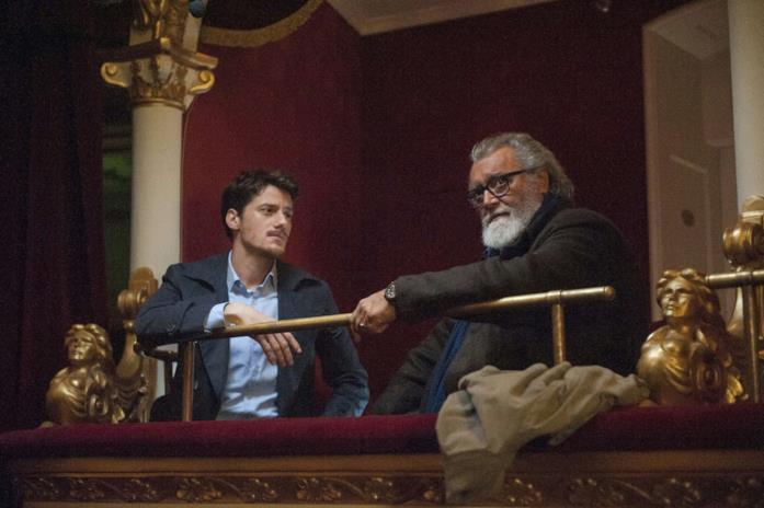 Antonio Folletto e Diego Abatantuono in una scena del film