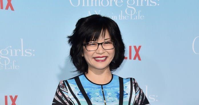 Keiko Agena interpreta la migliore amica di Rory in Una mamma per amica