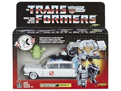 Ecto-Tron, la Ecto-1 Transformers