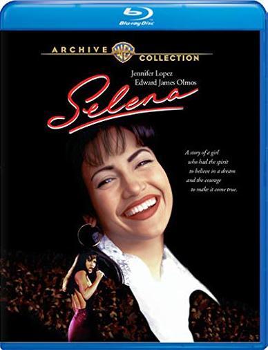 Cofanetto Blu-ray di Selena