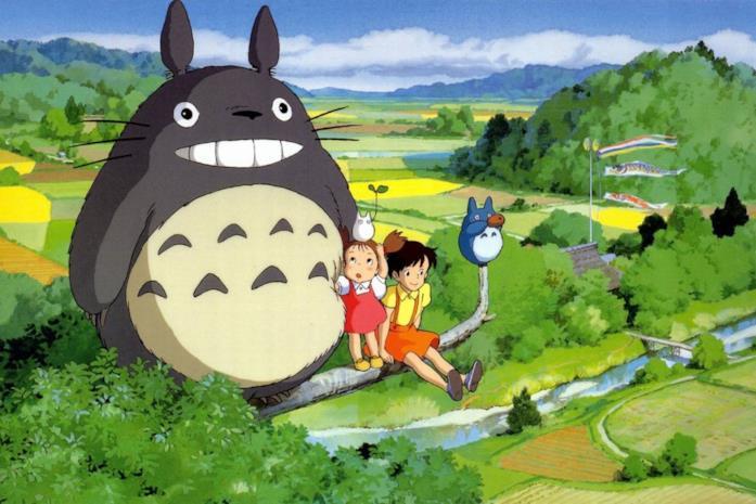 Il mio vicino Totoro protagonisti