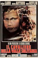 Poster Il cavaliere della valle solitaria