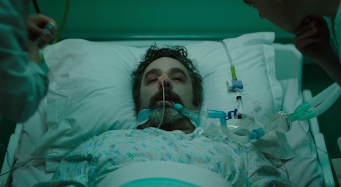 Philip Goodman in stato semi-comatoso in ospedale