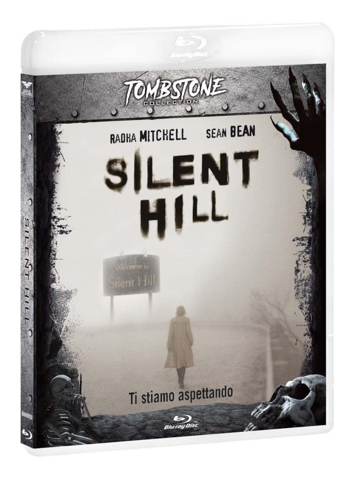 Copertina del cofanetto Blu-ray di Silent Hill