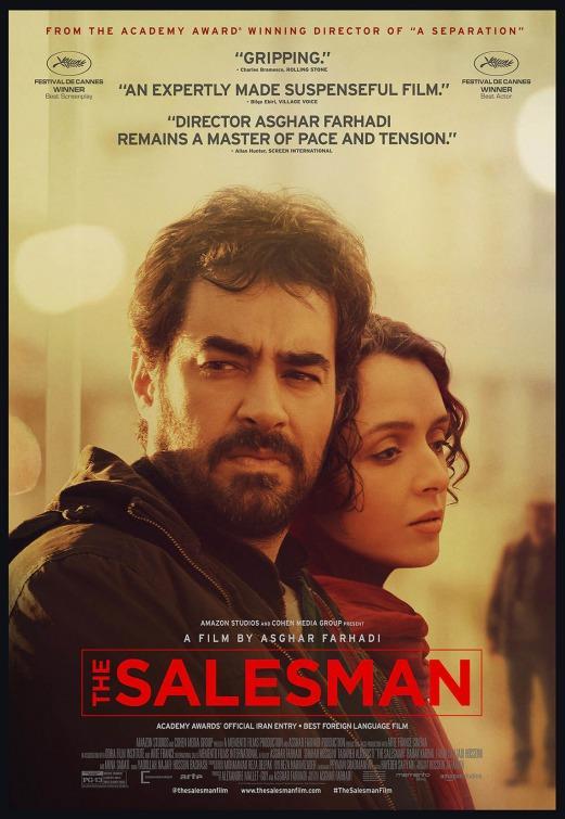 Il Cliente, la recensione del nuovo film di Farhadi