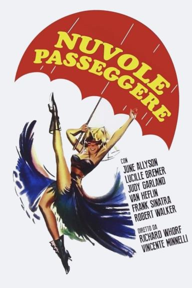 Poster Nuvole passeggere