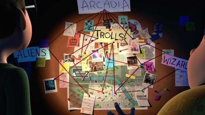 Racconti di Arcadia, quando esce Wizards