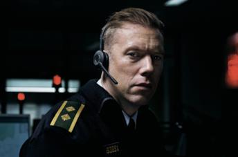 Jakob Cedergren protagonista di Il colpevole - The guilty