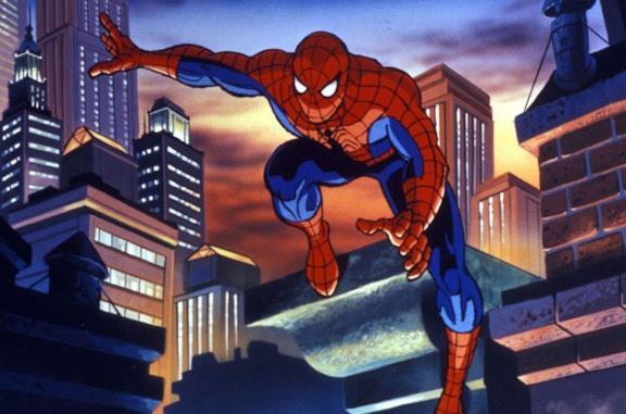 Un'immagine di Spider-Man: TAS