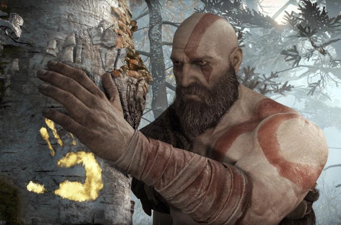 Kratos esplora le lande del nuovo God of War