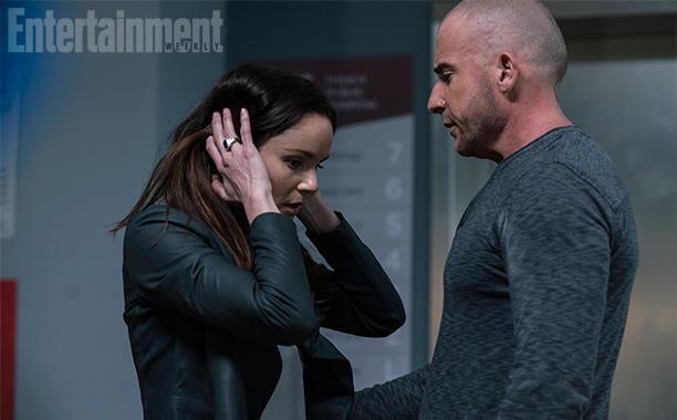 Prison Break, Sara Tancredi e Lincoln Burrows