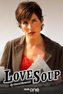Poster Love Soup