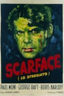Poster Scarface - Lo sfregiato