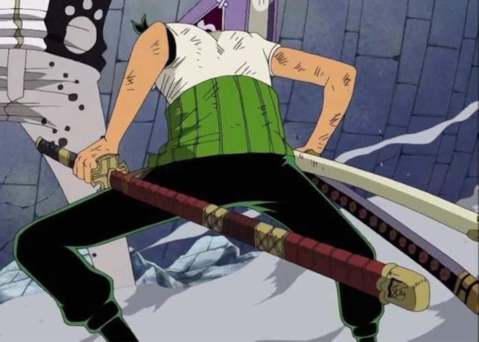 One Piece Zoro Sandai Kitetsu