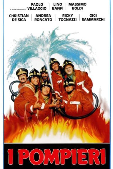 Poster I pompieri
