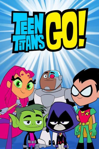 Poster Teen Titans Go!