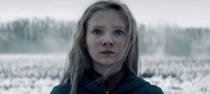 The Witcher serie TV Freya Allan