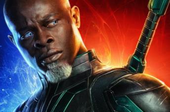 Captain Marvel: Djimon Hounsou e Gemma Chan parlano della Starforce