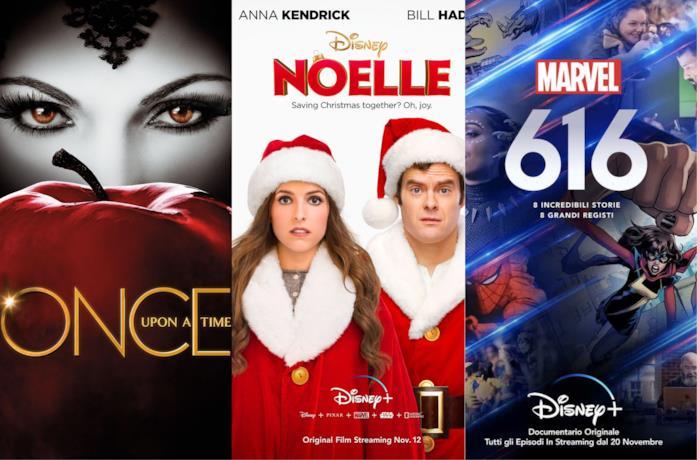 Le novità Disney+ a novembre 2020