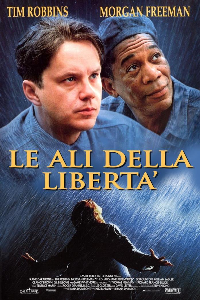 Le ali della libertà: il poster