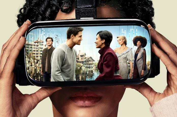 Il poster della nuova serie Amazon Upload