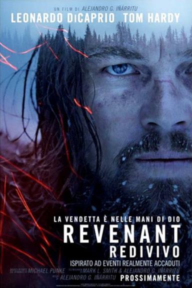 Poster Revenant - Redivivo