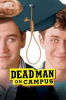 Poster Dead Man on Campus