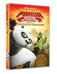 Kung Fu Panda: Mitiche Avventure - L'Inganno del Coccodrillo (DVD)