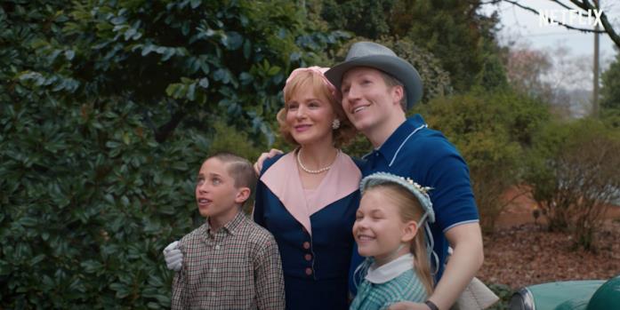 Padre, madre e due figli