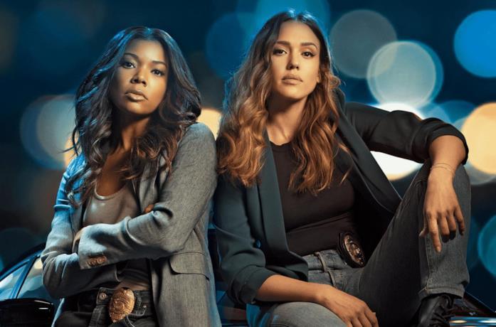 Jessica Alba e Gabrielle Union in LA's Finest