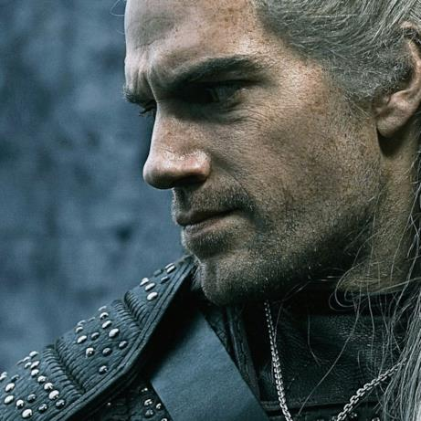 Henry Cavill interpreta Geralt di Rivia