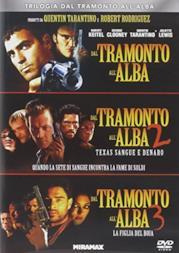 Trilogia dal Tramonto All'Alba (3 DVD)