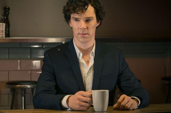 Benedict Cumberbatch: 'Sono la persona sbagliata a cui chiedere di Sherlock 5'